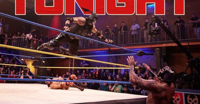 Lucha Underground Results (9/19)