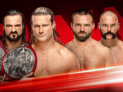 WWE Raw Results (9/24)