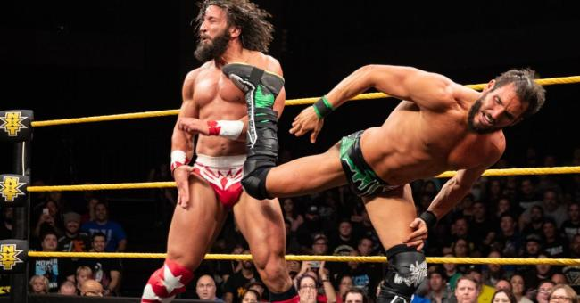 WWE NXT Results (10/3)