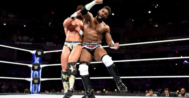 WWE 205 Live Results (10/10)