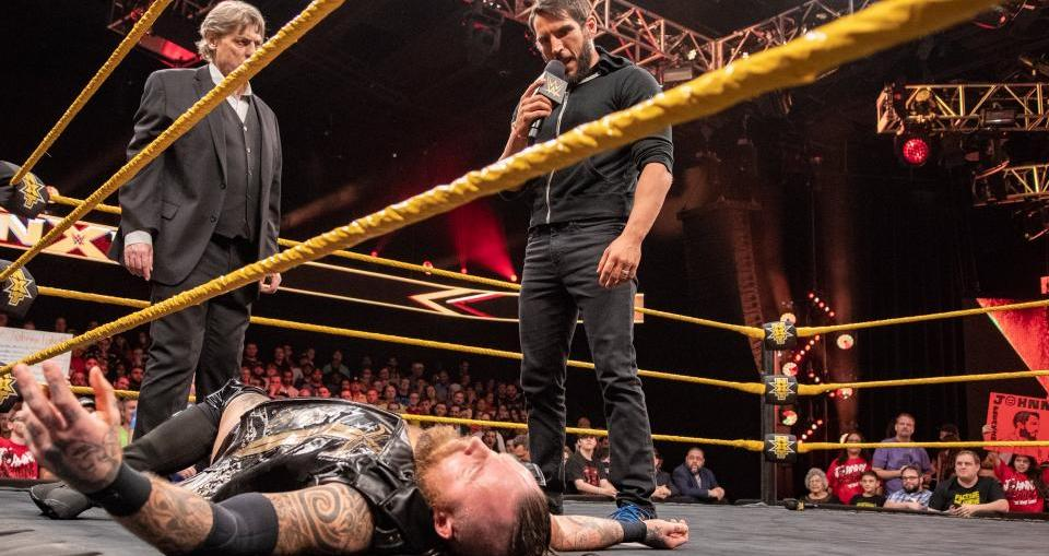 WWE NXT Results (10/24)