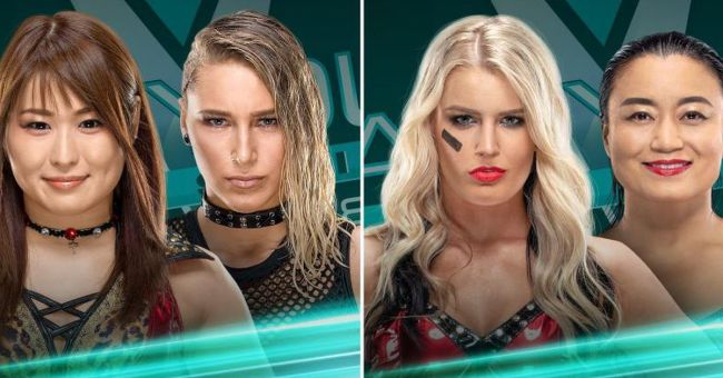 WWE Mae Young Classic Results - October 24, 2018