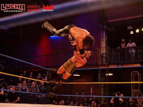 Lucha Underground Results (10/17)