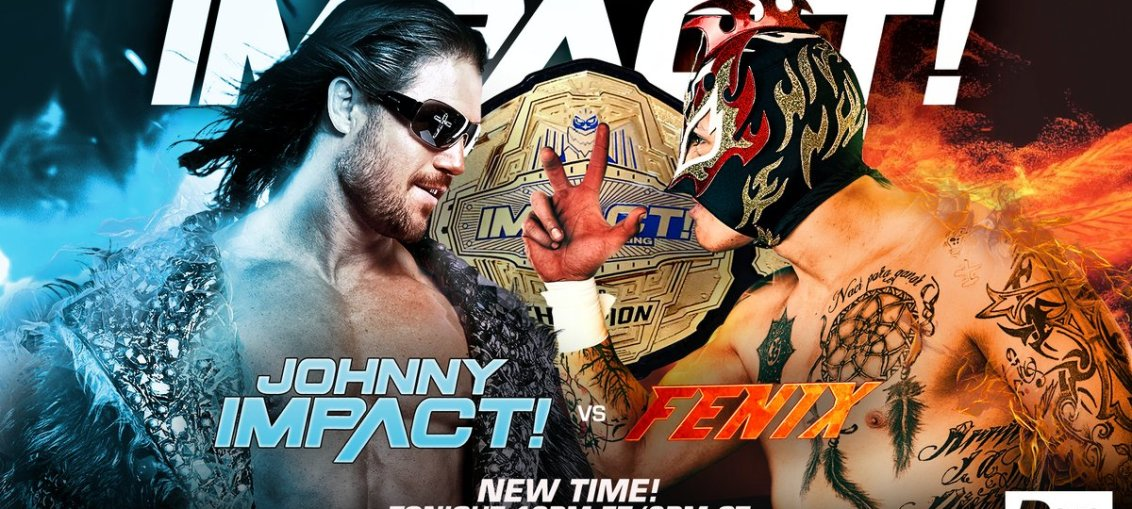 Impact Wrestling Results (10/25)