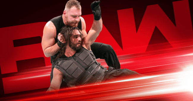 WWE Raw Results (10/29)