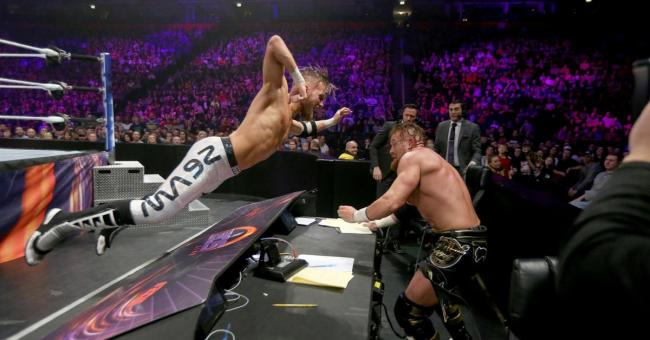 WWE 205 Live Results (11/7)