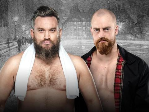 WWE NXT UK Results (11/14)