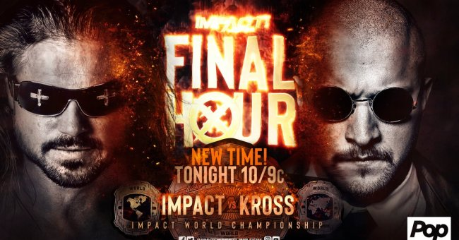 IMPACT Wrestling Final Hour Results