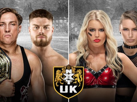 WWE NXT UK Results (11/28)