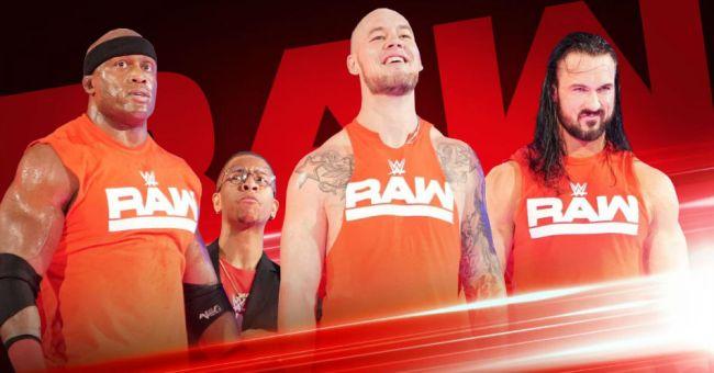 WWE Raw Results (11/19)