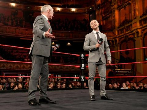 WWE NXT UK Results (12/26)