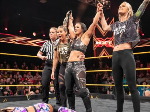 WWE NXT Results (12/5)