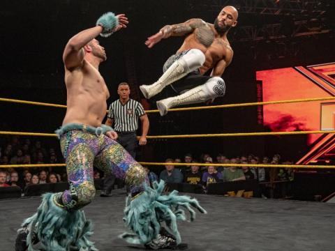 WWE NXT Results (12/12)