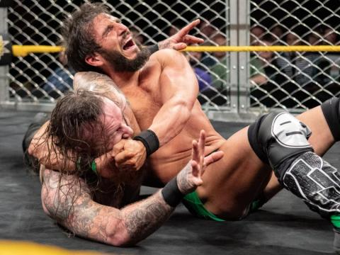 WWE NXT Results (12/19)
