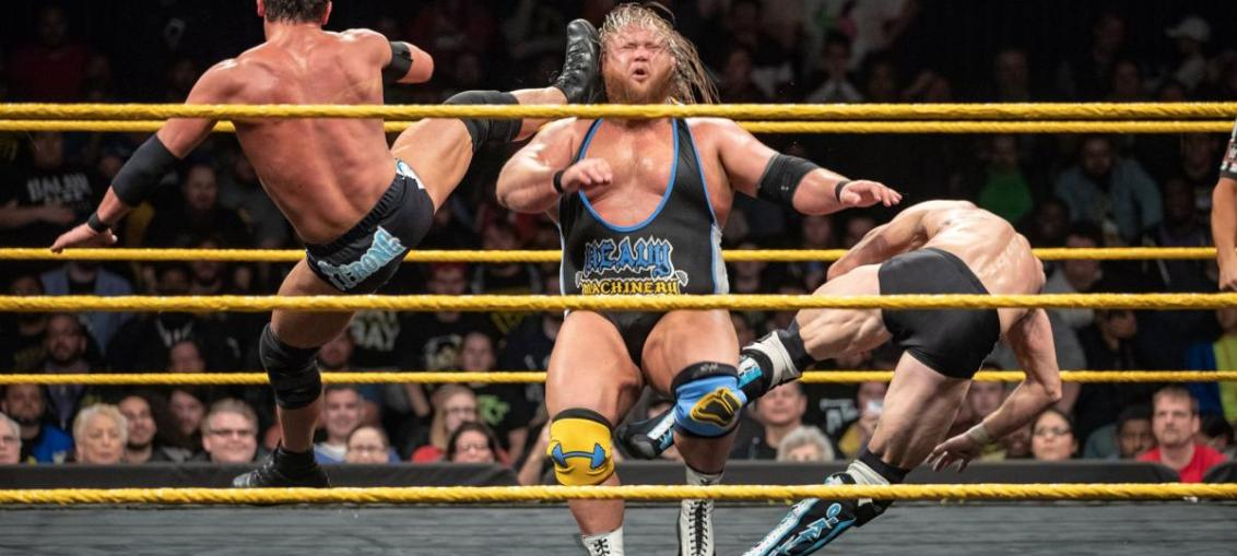 WWE NXT Results (12/26)