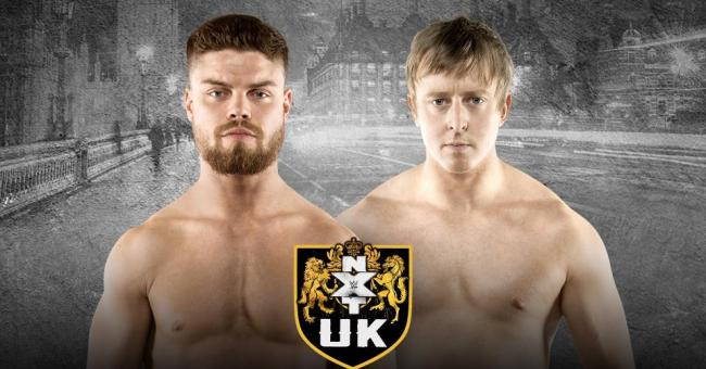 WWE NXT UK Results (12/5)