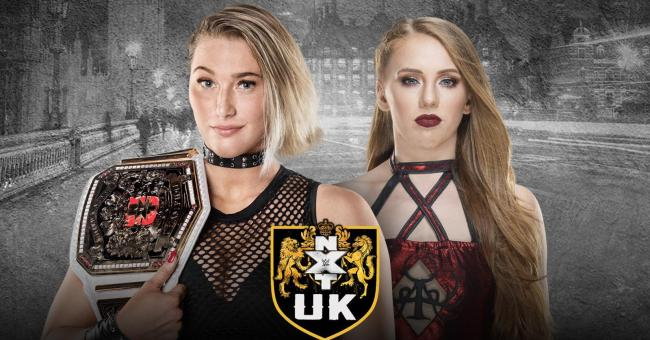 WWE NXT UK Results (12/19)