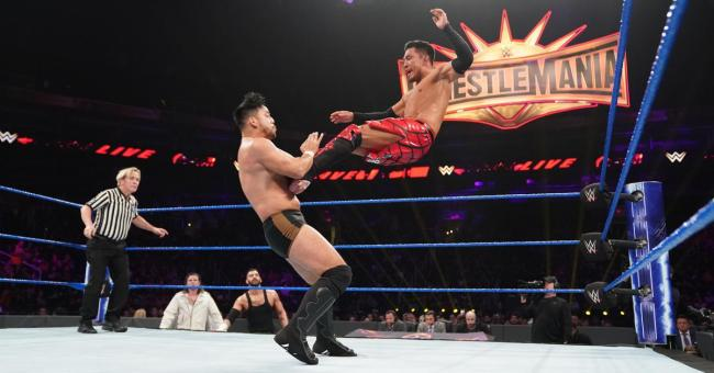 WWE 205 Live Results (1/29/19)