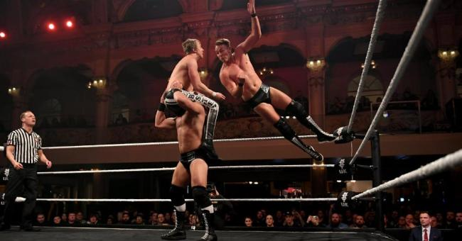 WWE NXT UK Results (1/16/19)