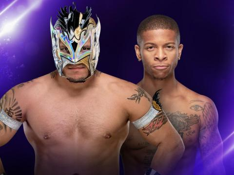 WWE 205 Live Results (1/2/19)