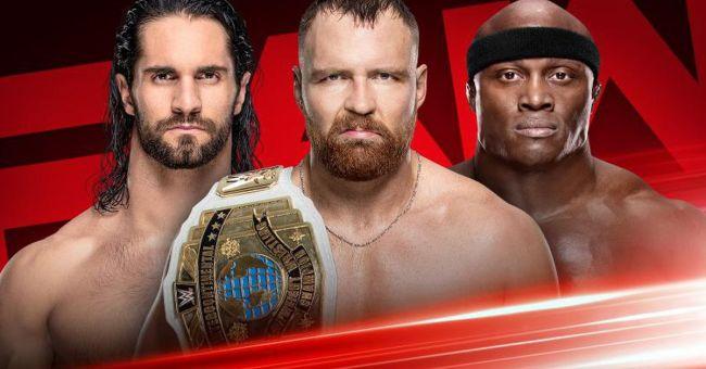 WWE Raw Results (1/14/19)