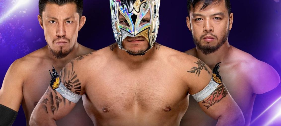 WWE 205 Live Results (1/22/19)