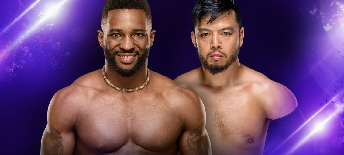 WWE 205 Live Results (1/9/19)