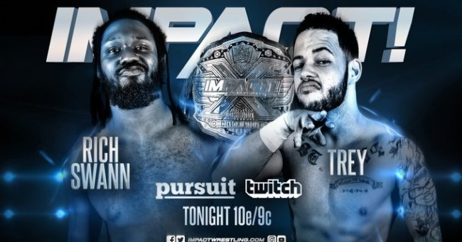 IMPACT Wrestling Results (1/18/19)