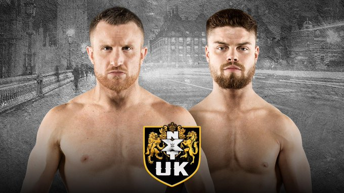 WWE NXT UK Results (1/23/19)