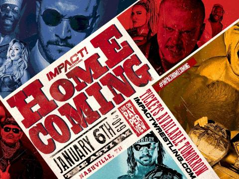 IMPACT Wrestling Homecoming Results