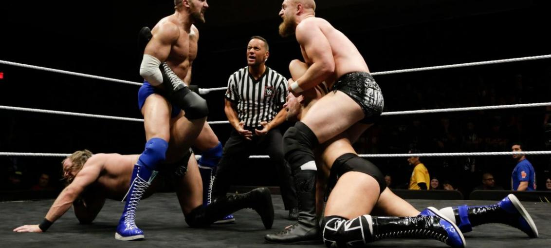 WWE NXT UK Results (2/27/19)