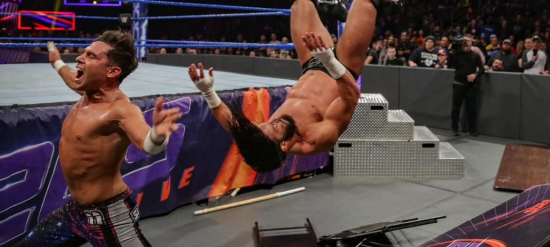 WWE 205 Live Results (2/12/19)
