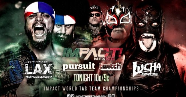 IMPACT Wrestling Results (2/8/19)