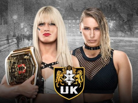 WWE NXT UK Results (2/20/19)