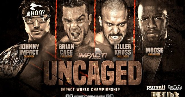 IMPACT Wrestling Results (2/15/19)