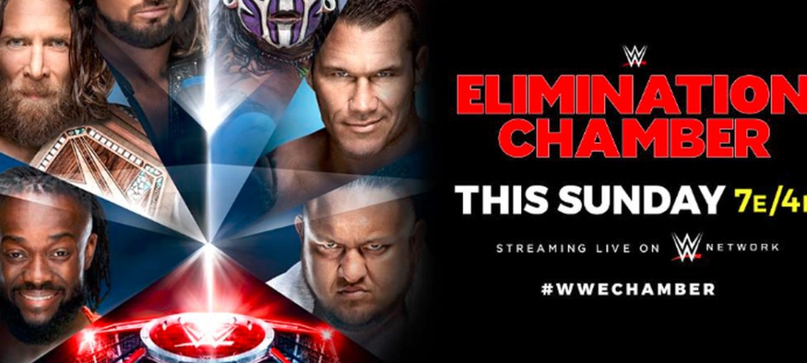 WWE Elimination Chamber 2019 Results
