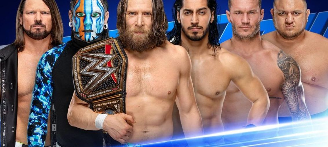 WWE SmackDown Live Results (2/12/19)