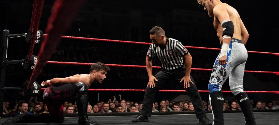 WWE NXT UK Results (3/27/19)