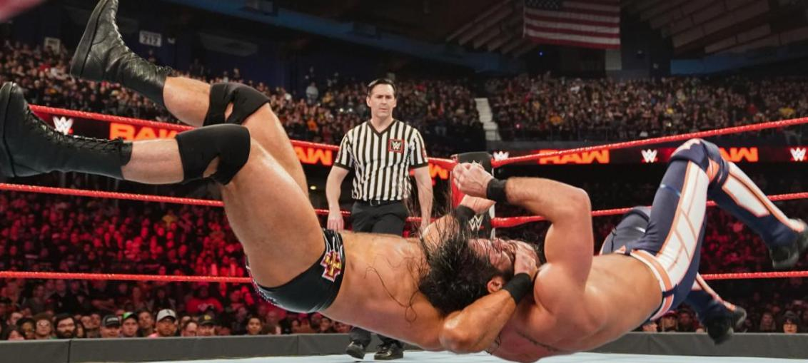 WWE Raw Results (3/18/19)