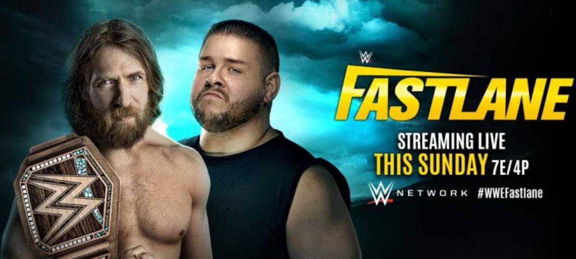 WWE Fastlane 2019 Results