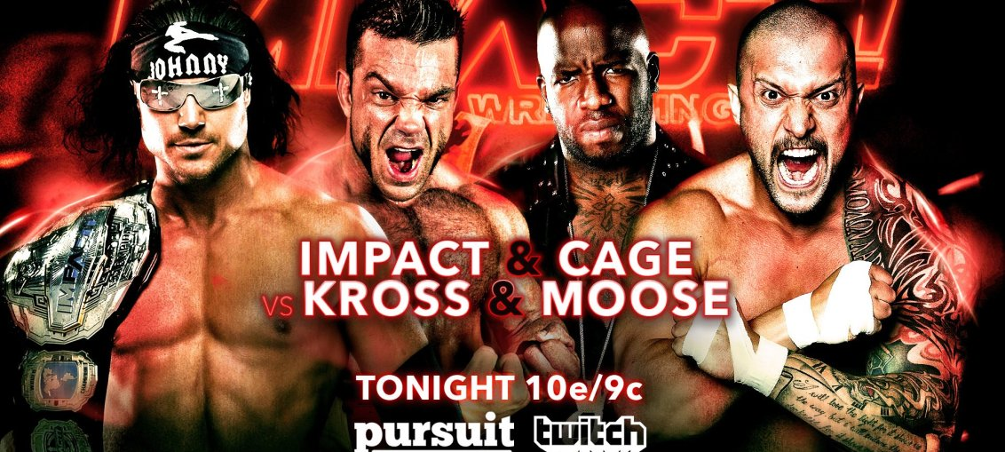 IMPACT Wrestling Results (3/1/19)