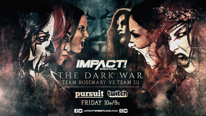 IMPACT Wrestling Results (3/8/19)