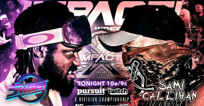IMPACT Wrestling Results (3/22/19)