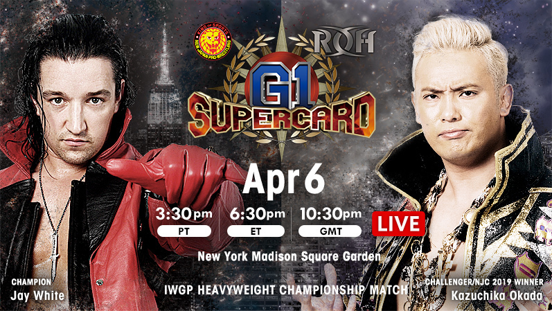 G1 Supercard Results