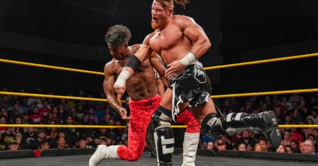WWE NXT Results (4/17/19)