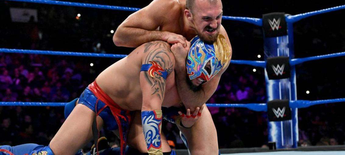WWE 205 Live Results (4/2/19)
