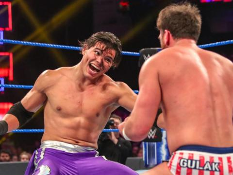 WWE 205 Live Results (4/23/19)
