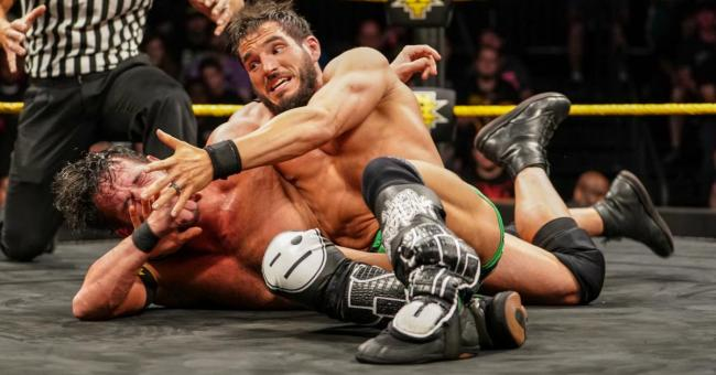 WWE NXT Results (4/24/19)