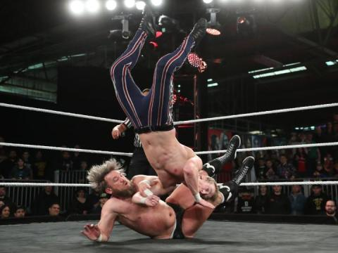 WWE NXT UK Results (4/24/19)