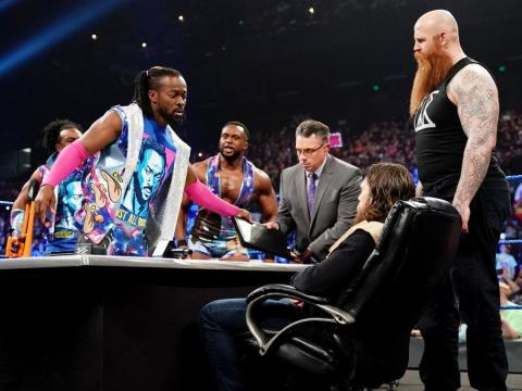 WWE SmackDown Live Results (4/2/19)